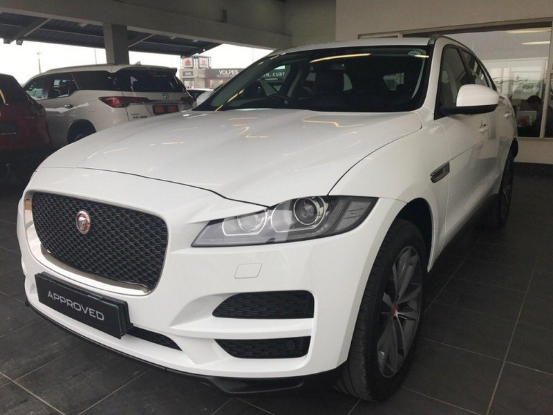 used jaguar f pace 2 0 i4d awd pure for sale in gauteng id 2618198. Black Bedroom Furniture Sets. Home Design Ideas