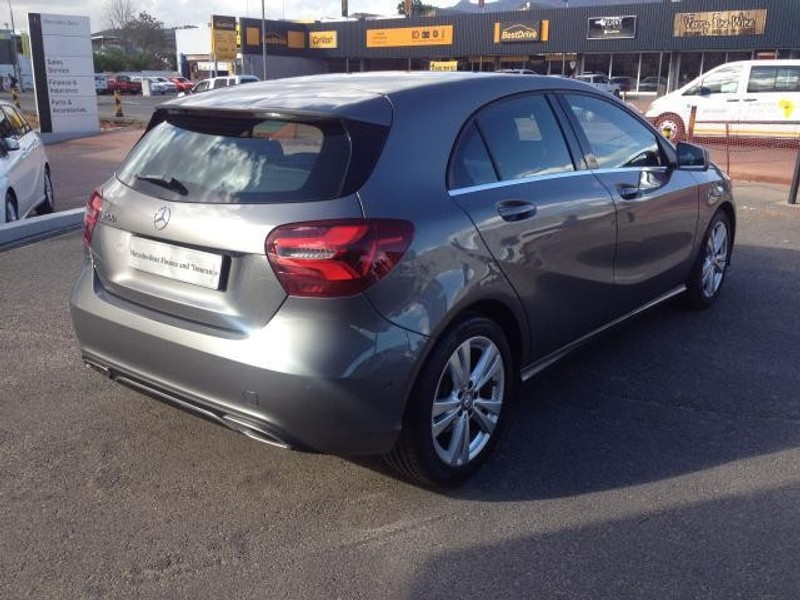 Used mercedes benz a class a 200 urban auto for sale in for Netstar 5 mercedes benz