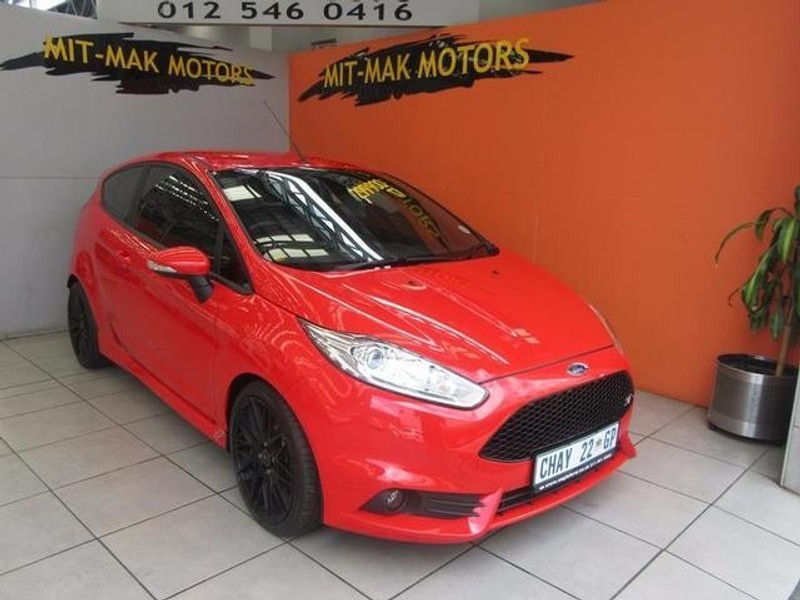 used ford fiesta st 1 6 ecoboost gdti for sale in gauteng id 2622594. Black Bedroom Furniture Sets. Home Design Ideas