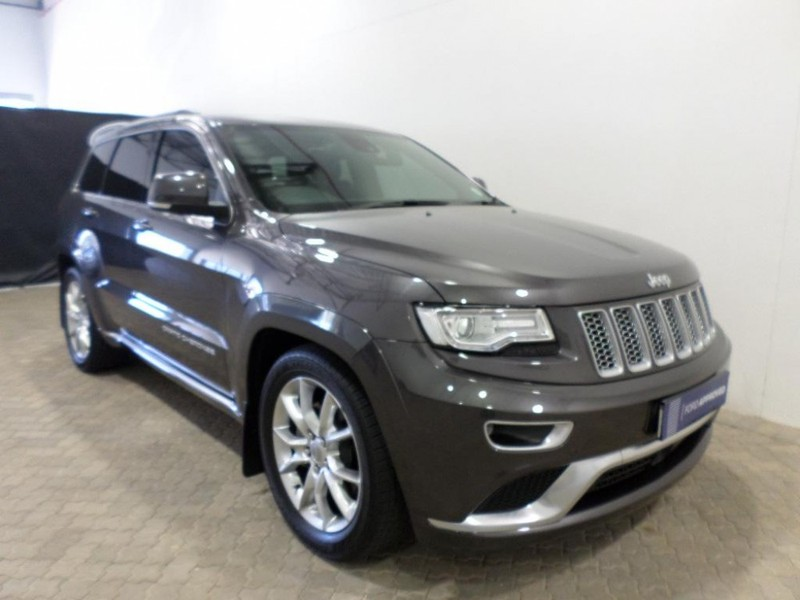 Used Jeep Grand Cherokee 30l V6 Crd Summit For Sale In Western