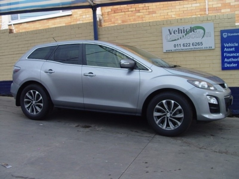 used mazda cx 7 2 5 dynamic a t for sale in gauteng id 2623384. Black Bedroom Furniture Sets. Home Design Ideas