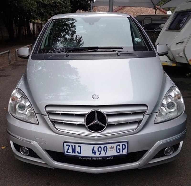 Used mercedes benz b class b 200 cdi for sale in gauteng for Used mercedes benz b class for sale