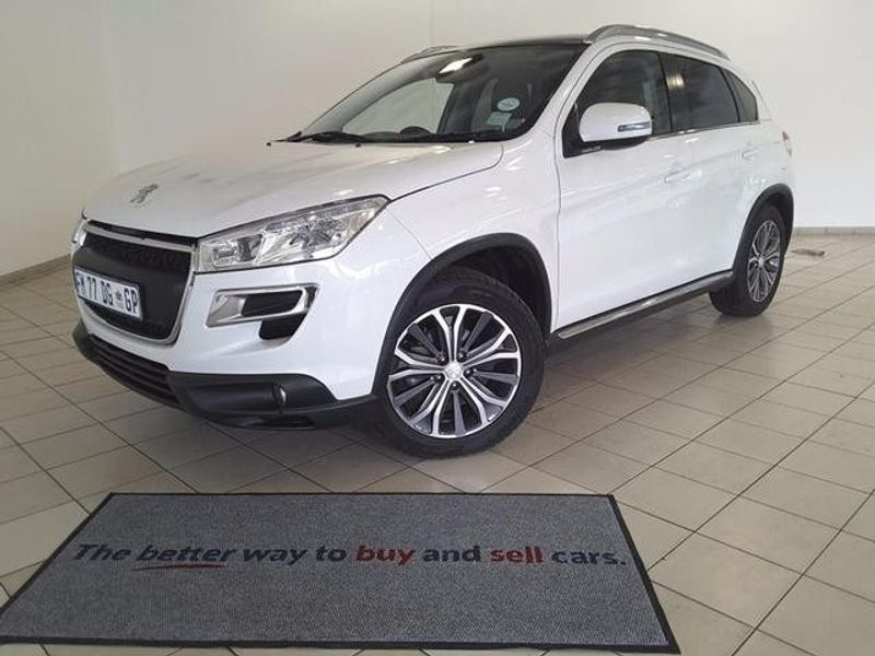 used peugeot 4008 2 0 allure 4x4 for sale in gauteng id 2626002. Black Bedroom Furniture Sets. Home Design Ideas