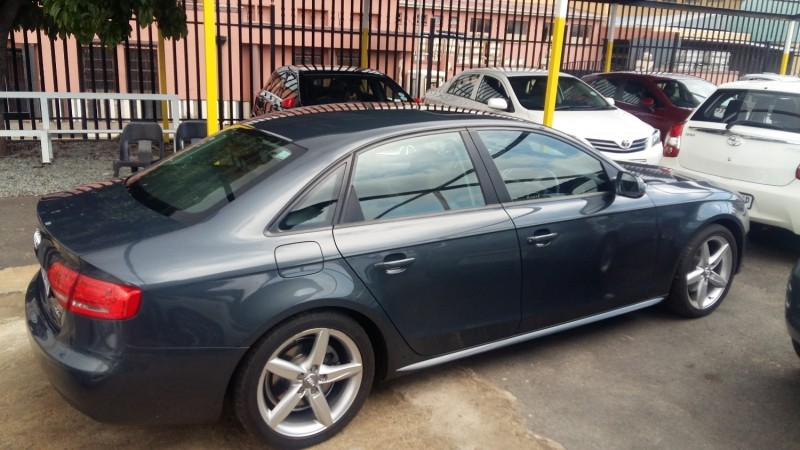 used audi a4 2 0 tfsi avant b8 for sale in gauteng. Black Bedroom Furniture Sets. Home Design Ideas