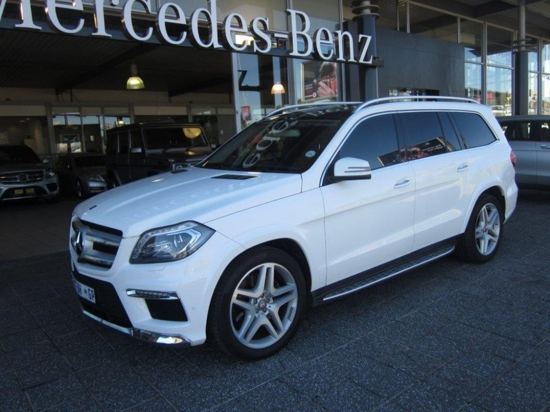Used mercedes benz gl class 500 be for sale in gauteng for Used mercedes benz gl for sale