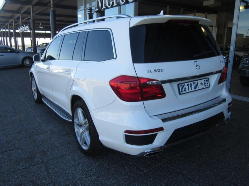 Used mercedes benz gl class 500 be for sale in gauteng for 2014 mercedes benz gl450 for sale