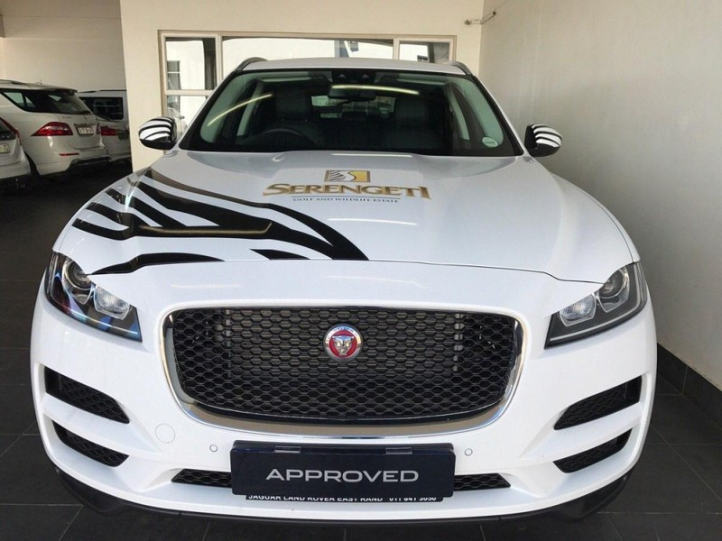 used jaguar f pace 2 0 i4d awd pure for sale in gauteng id 2627306. Black Bedroom Furniture Sets. Home Design Ideas