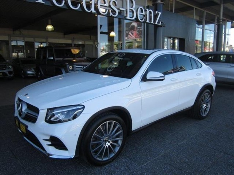 used mercedes benz glc coupe 220d amg for sale in gauteng id 2627946. Black Bedroom Furniture Sets. Home Design Ideas