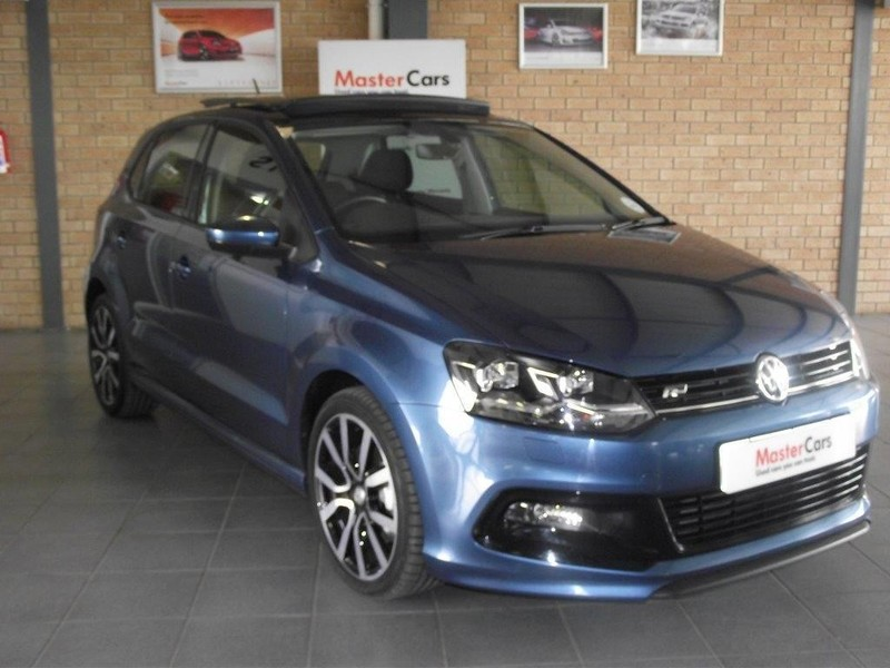 used volkswagen polo gp 1 0 tsi r line dsg for sale in free state id 2627986. Black Bedroom Furniture Sets. Home Design Ideas