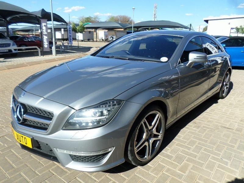 used mercedes benz cls class cls 63 amg for sale in gauteng id 2630778. Black Bedroom Furniture Sets. Home Design Ideas