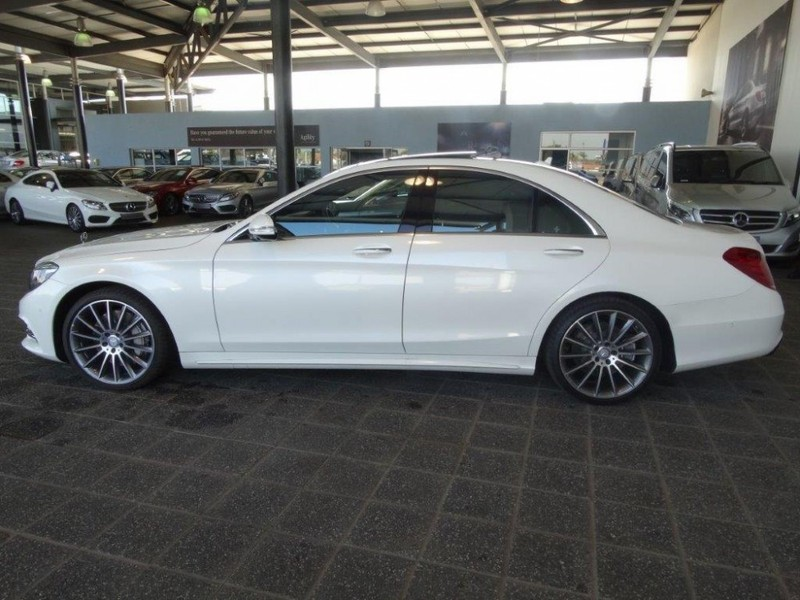 Used mercedes benz s class s500 be for sale in limpopo for Mercedes benz s500 for sale