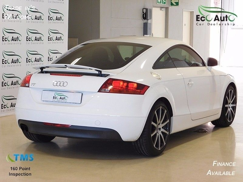 used audi tt fsi coupe spotless for sale in gauteng id 2634096. Black Bedroom Furniture Sets. Home Design Ideas
