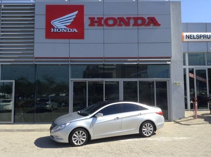 Used Hyundai Sonata 2 4 Gls Executive A T For Sale In Mpumalanga Cars Co Za Id 2634574