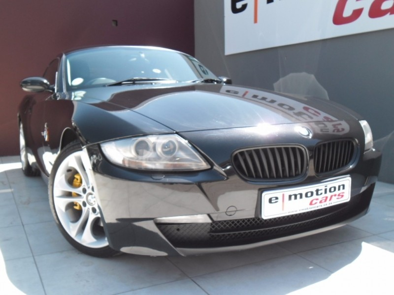 Used Bmw Z4 Coupe 3 0si A T For Sale In Gauteng Cars Co