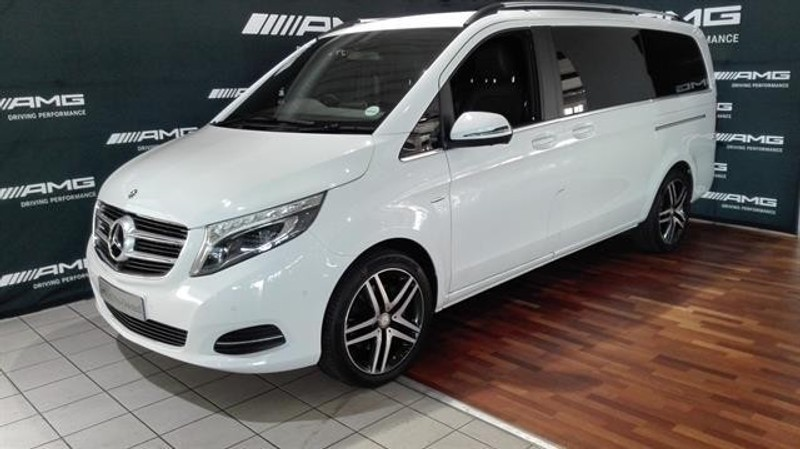 Used mercedes benz v class v250 bluetech avantgarde auto for Mercedes benz v class for sale