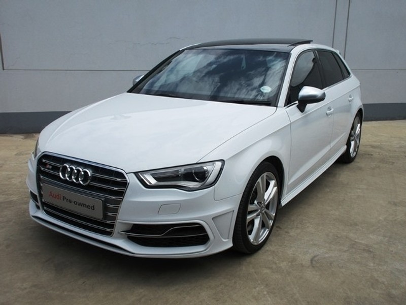 used audi s3 s3 sportback stronic for sale in kwazulu natal id 2639078. Black Bedroom Furniture Sets. Home Design Ideas