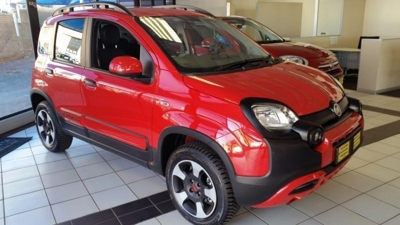 used fiat panda 900t cross 4x4 for sale in gauteng id 2640530. Black Bedroom Furniture Sets. Home Design Ideas