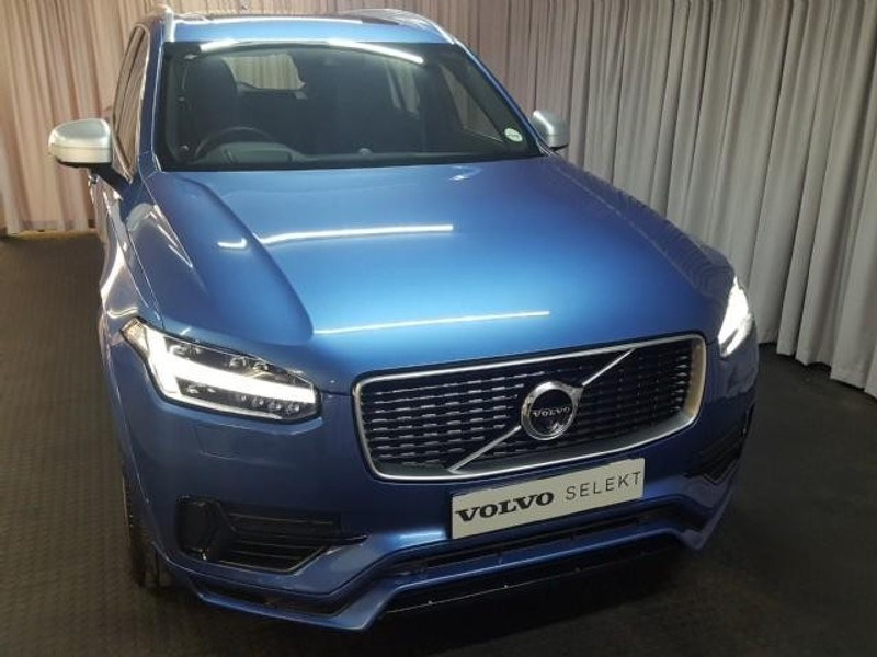 used volvo xc90 t8 twin engine r design awd hybrid for sale in gauteng id 2641190. Black Bedroom Furniture Sets. Home Design Ideas