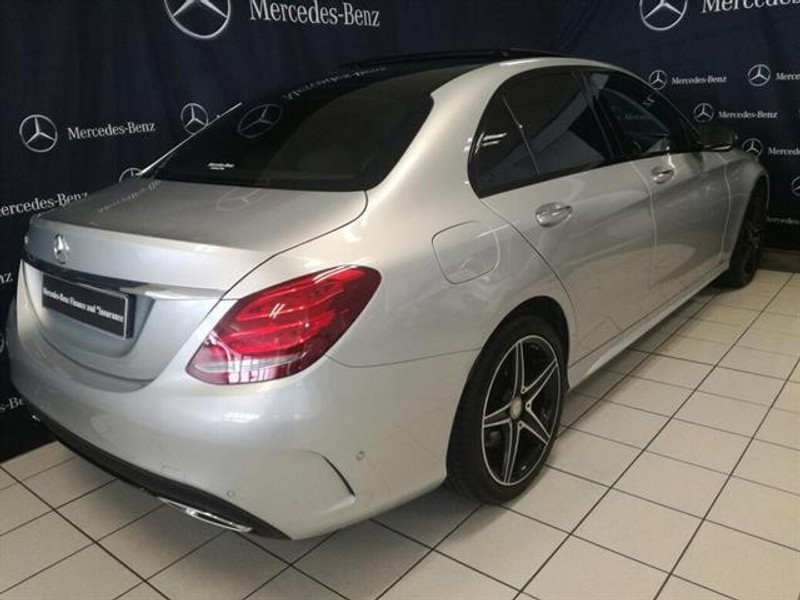 Used mercedes benz c class c250 bluetec amg line auto for for Mercedes benz claremont