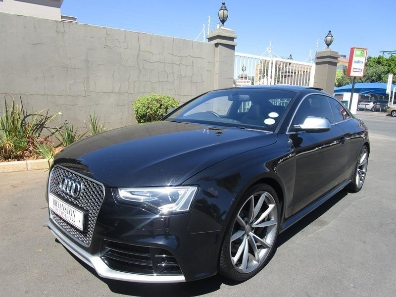 used audi rs5 coupe quattro stronic for sale in gauteng id 2644674. Black Bedroom Furniture Sets. Home Design Ideas