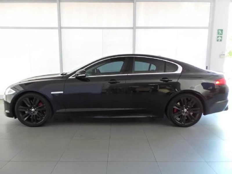used jaguar xfr 5 0 v8 s c for sale in western cape id 2645014. Black Bedroom Furniture Sets. Home Design Ideas