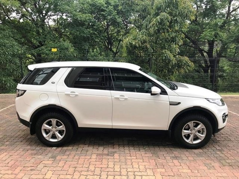 used land rover discovery sport 2 0 si4 se for sale in mpumalanga id 2645700. Black Bedroom Furniture Sets. Home Design Ideas