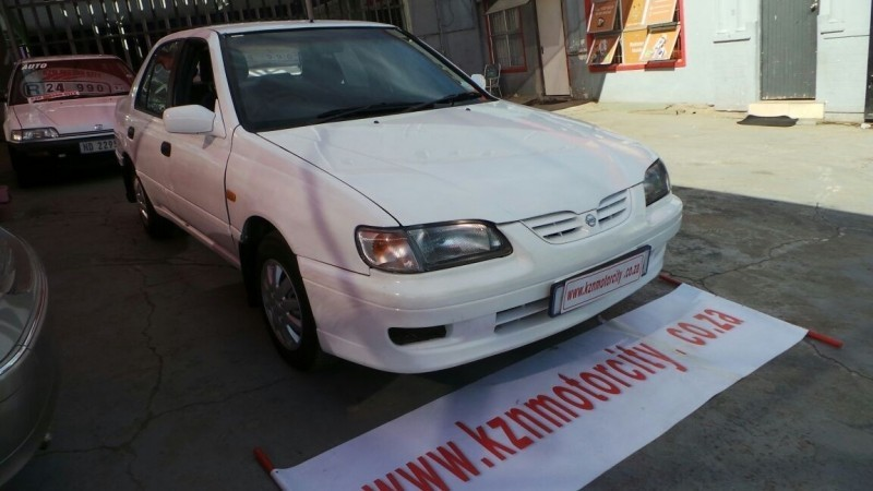 used nissan sentra 160 a t a c auto for sale in kwazulu natal id 2647292. Black Bedroom Furniture Sets. Home Design Ideas