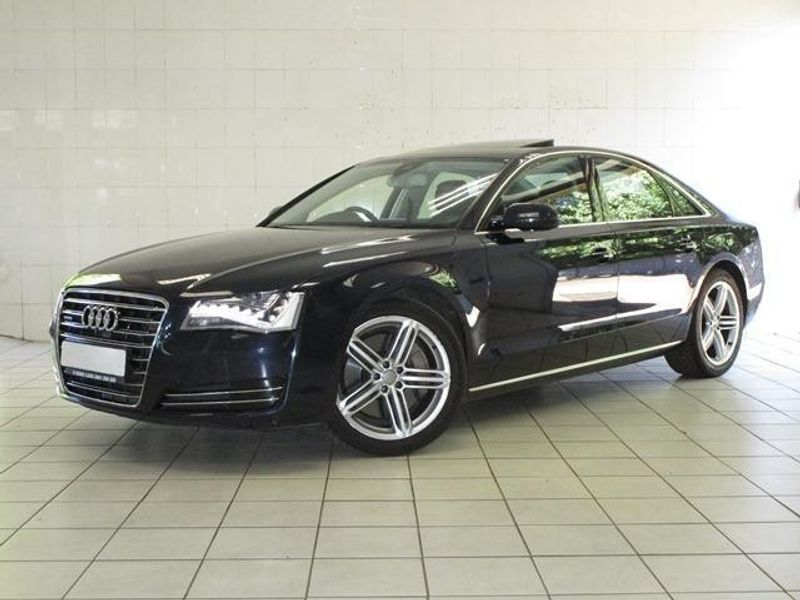 used audi a8 4 2 tdi quattro for sale in gauteng id 2647298. Black Bedroom Furniture Sets. Home Design Ideas