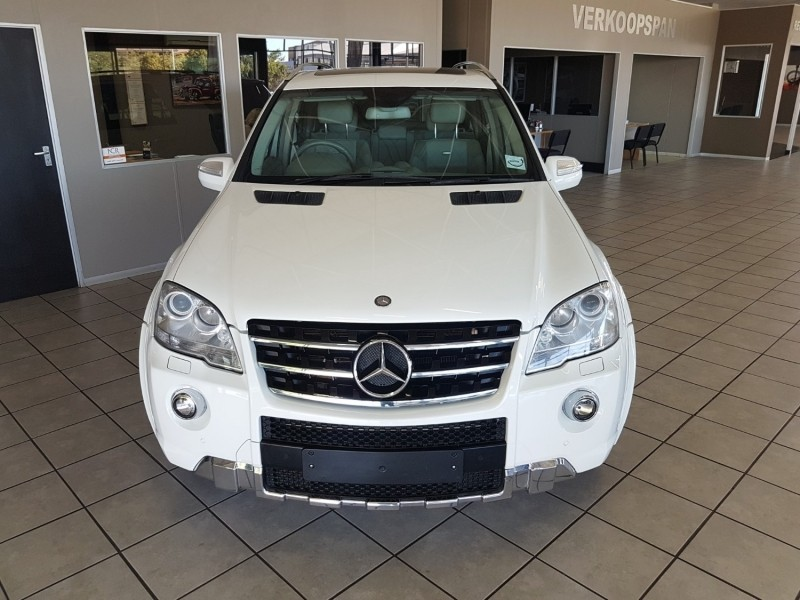 Used mercedes benz m class ml 63 amg for sale in gauteng for Fred martin mercedes benz