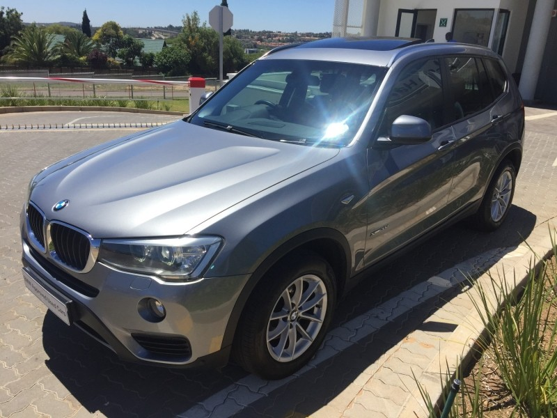 used bmw x3 xdrive20d exclusive auto for sale in gauteng id 2649280. Black Bedroom Furniture Sets. Home Design Ideas