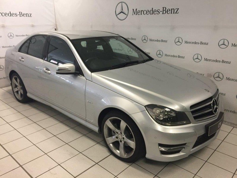 Used mercedes benz c class c200 be avantgarde a t for sale for Mercedes benz claremont