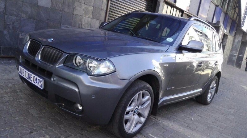 used bmw x3 20d xdrive for sale in gauteng id 2654762. Black Bedroom Furniture Sets. Home Design Ideas