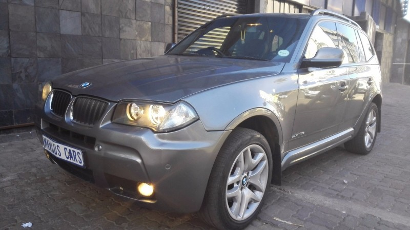 used bmw x3 xdrive20d m sport a t for sale in gauteng id 2654854. Black Bedroom Furniture Sets. Home Design Ideas