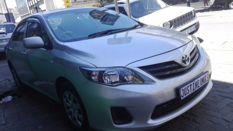 used toyota corolla cash only for sale in gauteng id 2658592. Black Bedroom Furniture Sets. Home Design Ideas