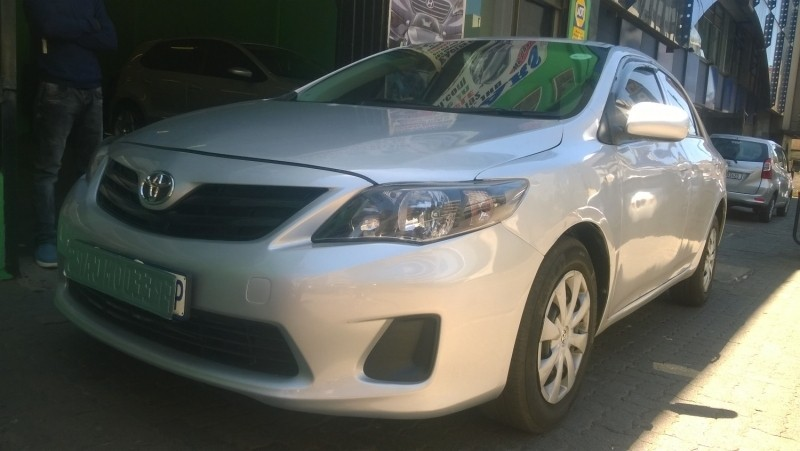 used toyota corolla cash only for sale in gauteng id 2658780. Black Bedroom Furniture Sets. Home Design Ideas
