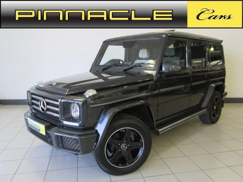 Used Mercedes Benz G Class G350d Auto For Sale In Gauteng