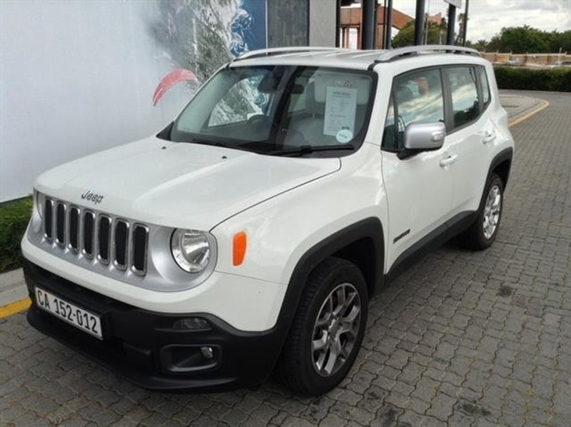 used jeep renegade 1 4 tjet ltd awd auto for sale in. Black Bedroom Furniture Sets. Home Design Ideas