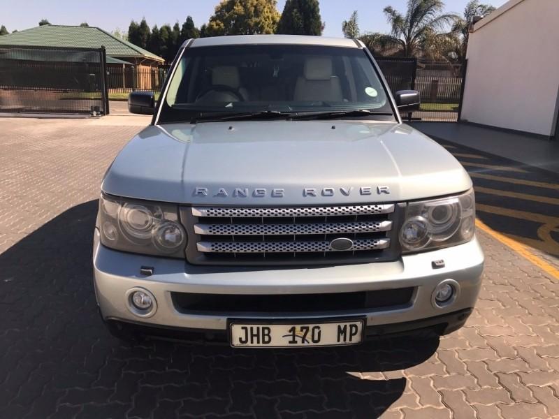 used land rover range rover sport hse 4 4 v8 for sale in gauteng id 2659752. Black Bedroom Furniture Sets. Home Design Ideas