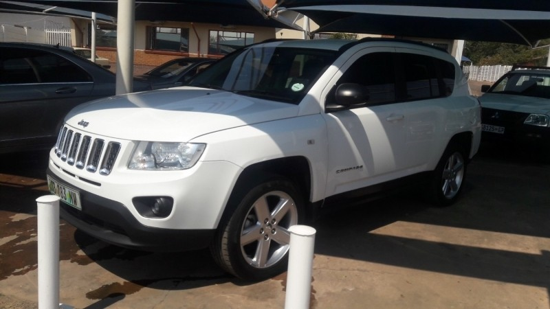 used jeep compass 2 0 ltd manual for sale in gauteng id 2660236. Black Bedroom Furniture Sets. Home Design Ideas