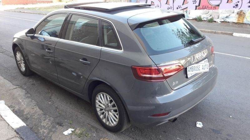 Carmax Car Payment Calculator >> Used Audi A3 WITH PANORAMIC SUNROOF for sale in Gauteng ...