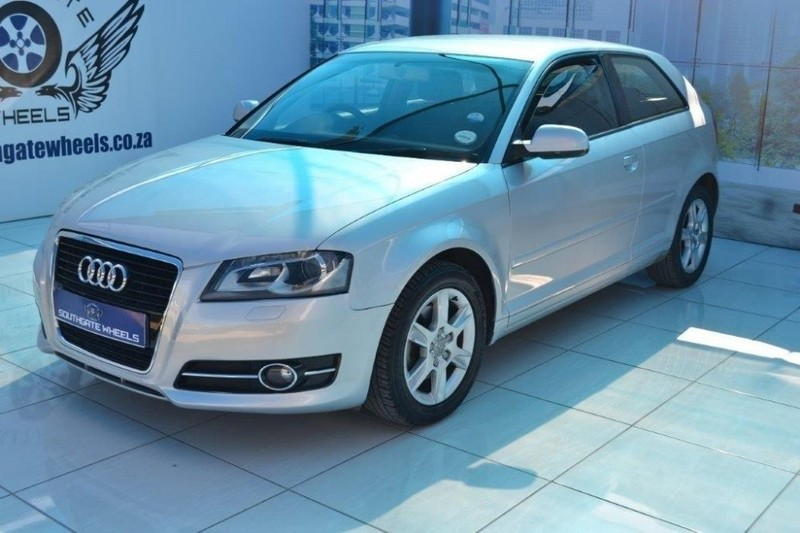 used audi a3 1 4 tfsi attraction for sale in gauteng id 2661980. Black Bedroom Furniture Sets. Home Design Ideas
