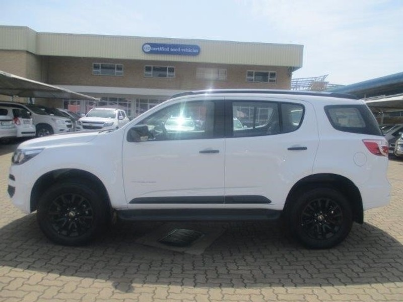 Used Chevrolet Trailblazer 2 8 Ltz Auto For Sale In