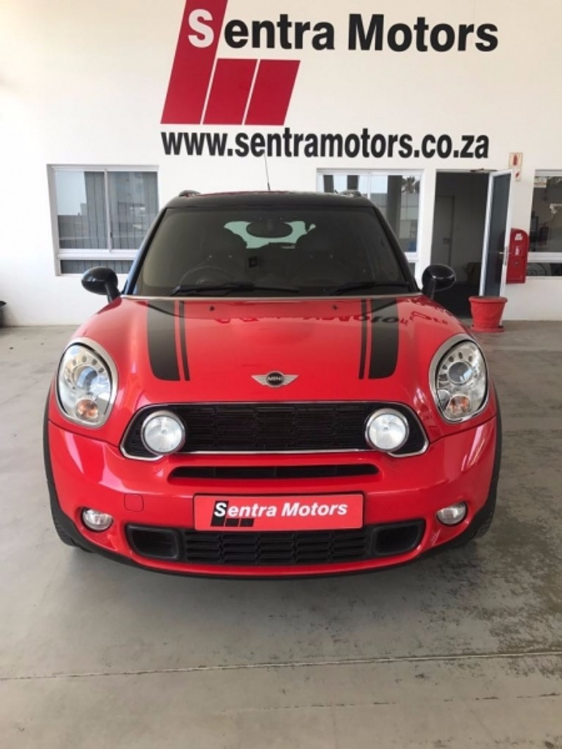 used mini cooper s s countryman for sale in free state id 2664398. Black Bedroom Furniture Sets. Home Design Ideas