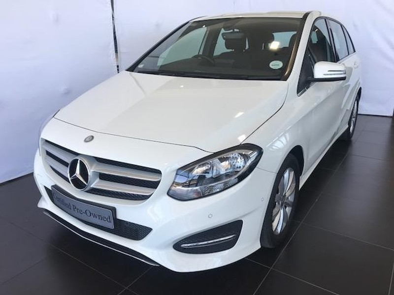 Used Mercedes Benz B Class B 200 Auto For Sale In Western