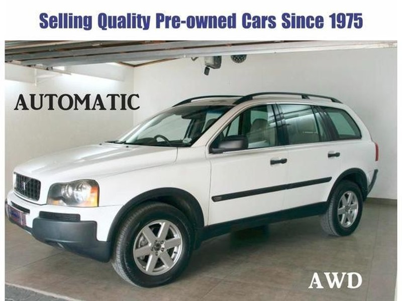 used volvo xc90 for sale in gauteng id 2667056. Black Bedroom Furniture Sets. Home Design Ideas