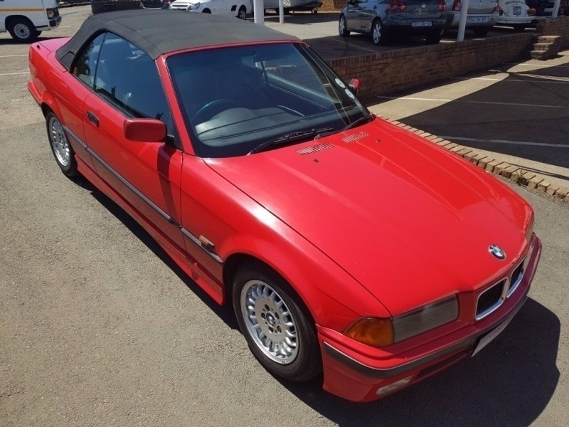 used bmw 3 series 328i convertible a t e36 for sale in gauteng id 2667722. Black Bedroom Furniture Sets. Home Design Ideas