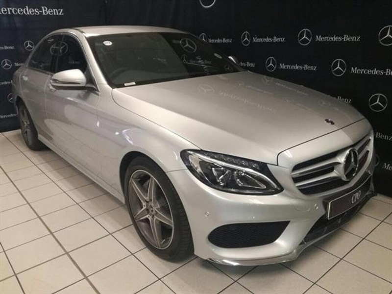 Used mercedes benz c class c180 amg line auto for sale in for Mercedes benz c180 for sale