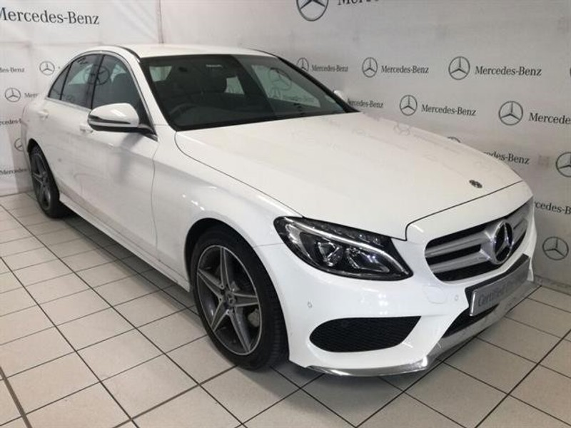 Used mercedes benz c class c200 amg line auto for sale in for Mercedes benz claremont