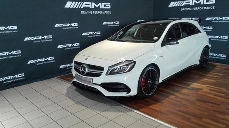 Used Mercedes Benz A Class Amg A45 4matic For Sale In