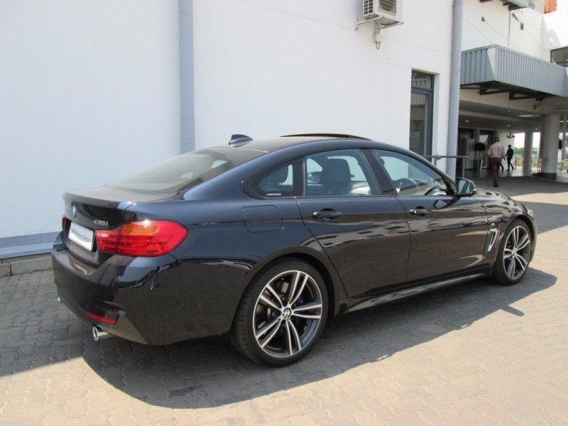 used bmw 4 series 435i gran coupe m sport auto for sale in gauteng id 2669002. Black Bedroom Furniture Sets. Home Design Ideas